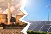 """Lezing door Ing. Marco Bijkerk over """"Energietransitie in kader van klimaatverandering""""."""